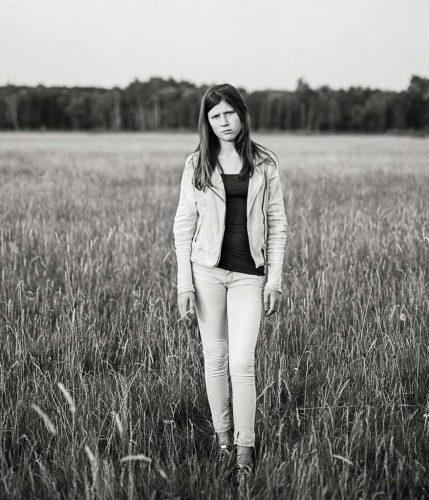 Portret Sanne